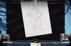 古代凶猛残暴战士概念设计数字绘画工作流视频教程