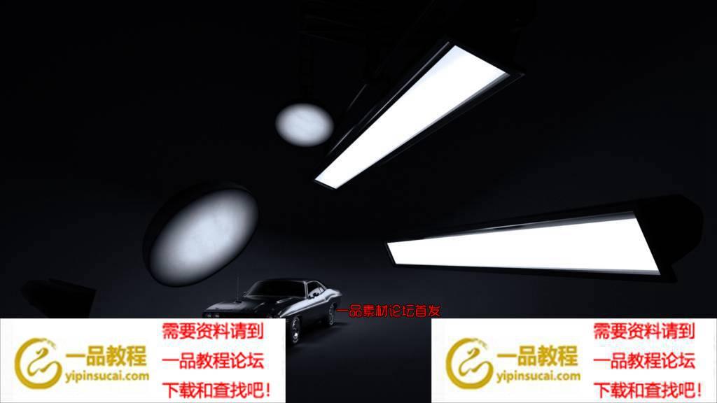 灰猩猩C4D灯光预设GreyScaleGorilla Light Kit Pro v3 R18 – R20 Win/Mac 破解版