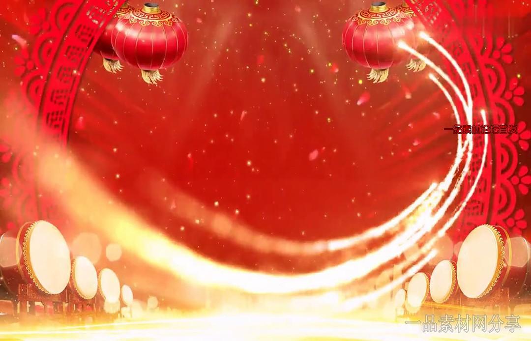 牛年春节联欢晚会led视频