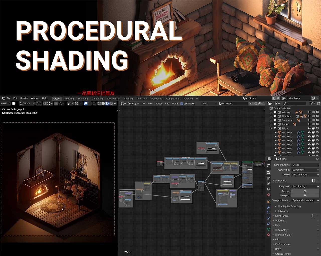 Procedural Shading Fundamentals and Beyond Part.jpg