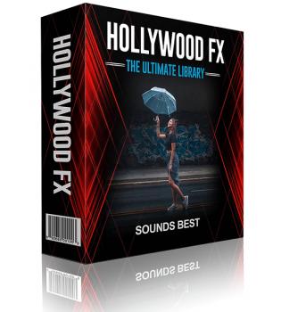好莱坞日常实用无损音效包 Ultimate Hollywood SFX