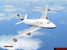 5首飞机轰鸣声音效素材