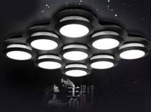 3D吸顶灯模型  吸顶灯客厅灯具下载
