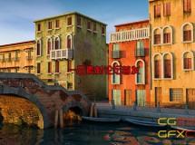C4D楼房环境制作 CGTUTS Environment Creation in Cinema 4D: Part 1-8