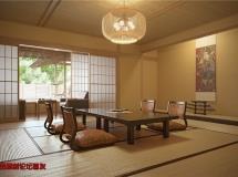 最新100套日式风格3dmax室内家装模型 c2001