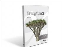 XfrogPlants – AFRICA 非洲植物模型CG模型