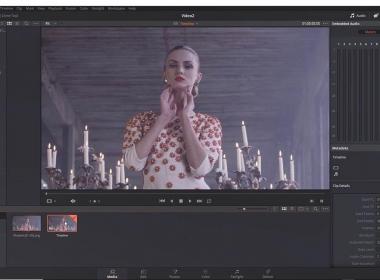达芬奇视频特效教程 Lowepost – Introduction to Visual Effects in DaVinci Resolve  ...