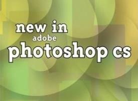 《New In Adobe Photoshop CS 英文教学光碟》[Bin]