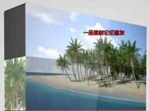 cgaxis15 20棵热带植物,阔叶树,小灌木植物的模型下载