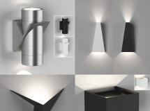 3D灯具模型  后现代简约壁灯模型下载