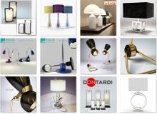 3ddd - modern table lamp