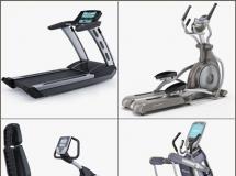 TurboSquid – 健身器材3D模型