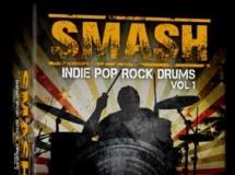 Soundcheck Samples SMASH Indie Pop Rock Drums Vol.1 MULTiFORMAT