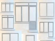 现代风格门窗五金件3DMAX模型下载