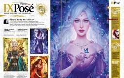 ImagineFX科幻数字艺术杂志2020年9月刊总189期
