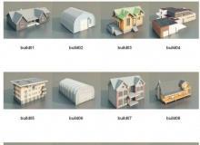 Dosch 3D-BuildingsV2