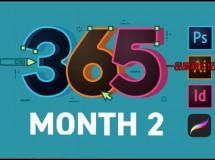 365 Days Of Creativity – Month 2
