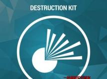 撞击碰撞爆炸噪音环境音效 BOOM Library – Destruction Kit