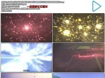 互联网时代大数据传输光束信息科技感智能化片头宣传高清视频实拍
