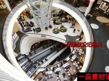 繁忙的商场高清实拍视频素材,Busy Day in Shopping Mall
