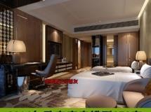 2014年卧室客房模型372套
