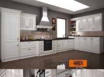 厨房橱柜模型 Kitchen AFRODITE f-ARREX