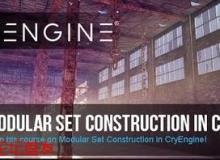 《CryEngine游戏关卡设计训练视频教程第三季》英语版