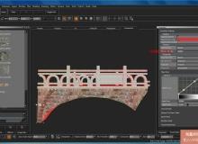 《Mari环境纹理制作实例训练视频教程》英语版