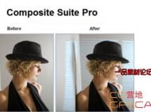 AE/Premiere DFT特效合成插件 Digital Film Tools Composite Suite Pro 2.0v6 Win64
