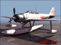 飞机3d模型集合