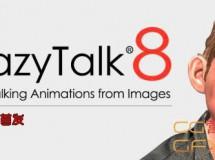 面部表情口型动画软件+素材包 Reallusion CrazyTalk Pipeline 8.0.1326.1 + Resource Pack