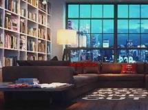 室内客厅3D动画场景