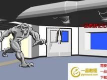 Storyboard三维故事板教程(英文字幕) Lynda – Storyboarding in 3D with Storyboard Pro