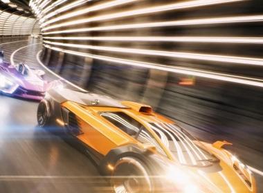 赛车汽车3D模型 Kitbash3D – Veh: Supercars (C4D/MAX/Maya/OBJ/FBX/Blender格式)