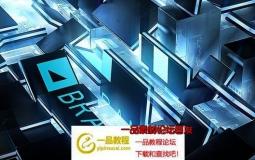 硬件GPU芯片处理器编程技术数字计算机科技宣传视频片头ae模板