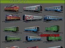 火车模型大集合