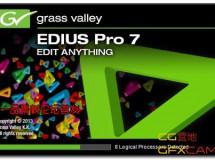 Grass Valley EDIUS Pro 7.50 Build 0211 win64