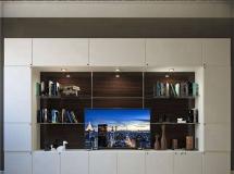 3D条柜模型 电视墙3Dmax模型