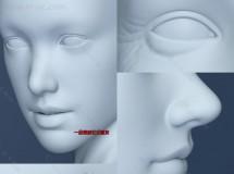 Genesis 8 Female女性男性身体头部面部等DAZ3D基础模型