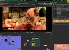 NUKE影视特效合成之僵尸启示录视频教程 FXPHD NUK215 NUKE Zombie Apocalypse