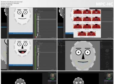 卡通角色动画教程 Bloop Animation – Character Animator Animation
