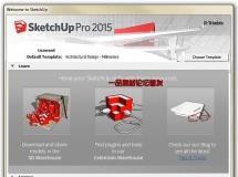 SketchUp Pro 2015 15.1 32-64位Windows版本