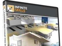infiniteskills–学习SketchUp Pro 2014