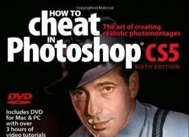 Photoshop Cs5以假乱真的照片拼贴