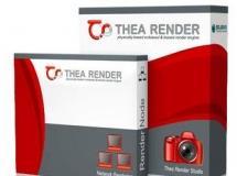 Thea Render v1.3.07.1130 for SketchUp 2015