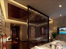 中式浴室3D模型设计