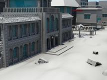 摩加迪沙建筑图