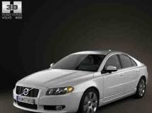 高品质汽车模型包 CG模型