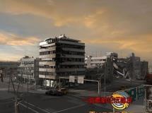 Turbosquid 3D Model Destroyed City Blocks