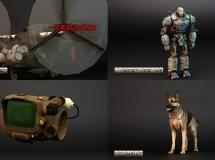 Fallout 4 - 4 model